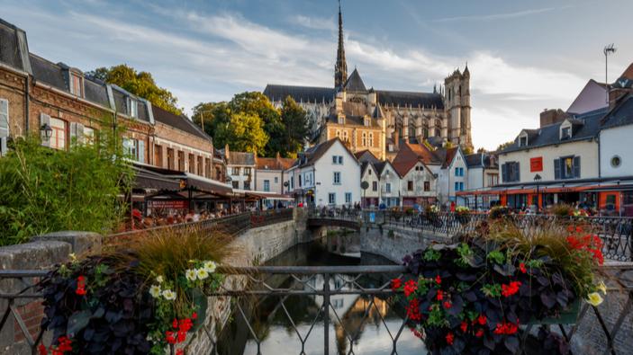 Amiens, la ville la plus heureuse de France sur Instagram