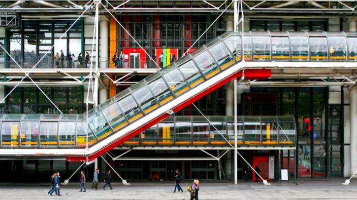 Musée Pompidou, la nécessaire rénovation