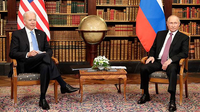 Biden-Poutine, un rapprochement forcé