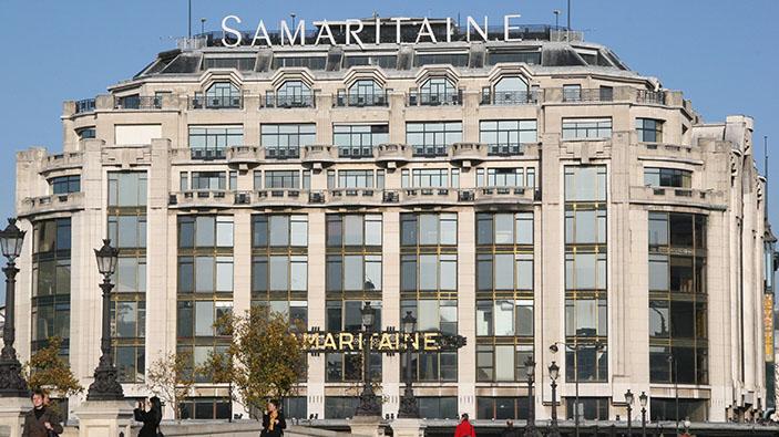 La Samaritaine rouvre ses portes à Paris
