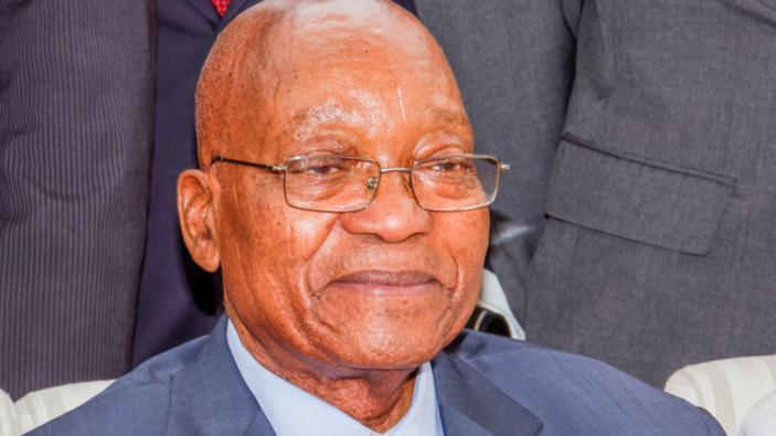 L'ancien président de l'Afrique du Sud reconnu coupable d'outrage à la justice