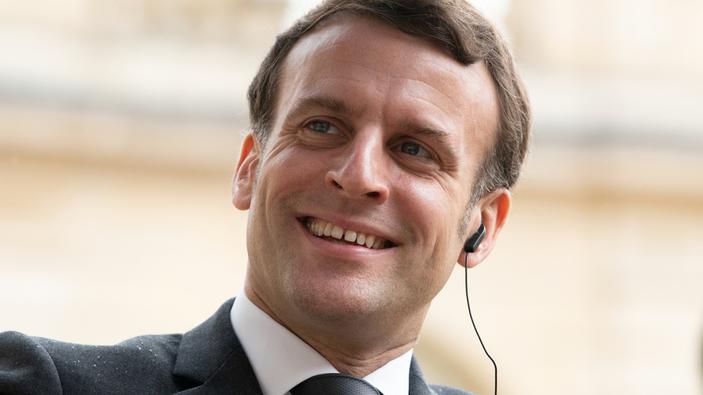 Choose France : Quand Macron vante les mérites de la France
