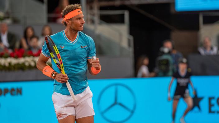 """Rafael Nadal se toma un breve descanso en la lucha por ser """"el más grande"""""""