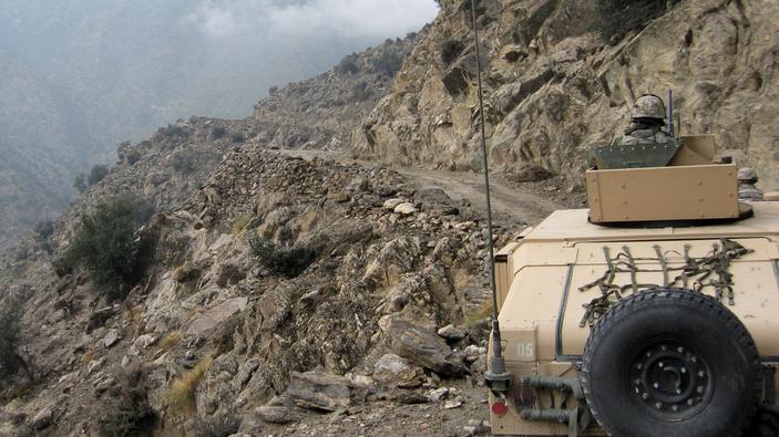 Les troupes américaines quittent la base aérienne de Bagram en Afghanistan au milieu de la nuit
