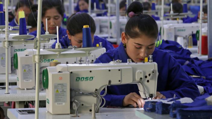 L'industrie de la mode et le travail forcé des Ouïghours