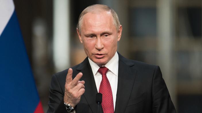 Le champagne selon Poutine