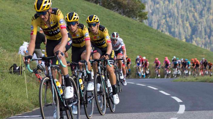 Fin du Tour de France 2021