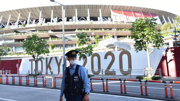 Les Jeux de la pandémie ont commencé à Tokyo