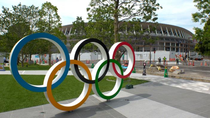 Les Jeux olympiques font leur retour avec un an de retard dû à la pandémie