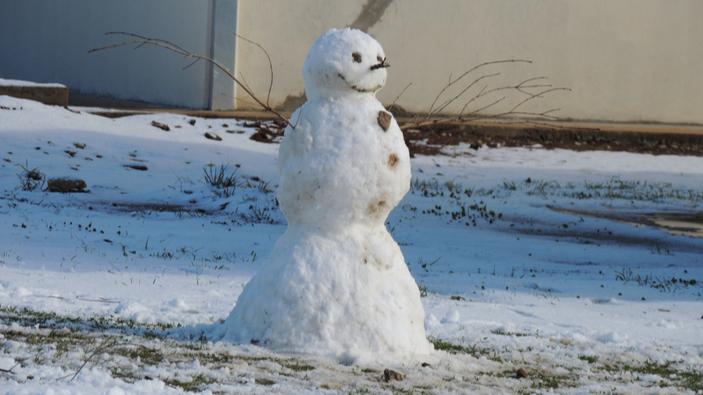 Les Brésiliens sont ravis de faire des batailles de boules de neige par un temps exceptionnellement froid