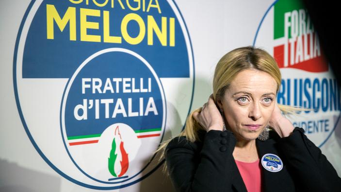 La sombra del fascismo se cierne de nuevo sobre Italia