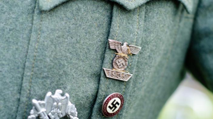 Sensationeller Nazi-Fund in Hagen-Eckesey