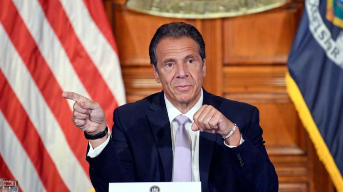 Andrew Cuomo si dimette da governatore dello Stato di New York
