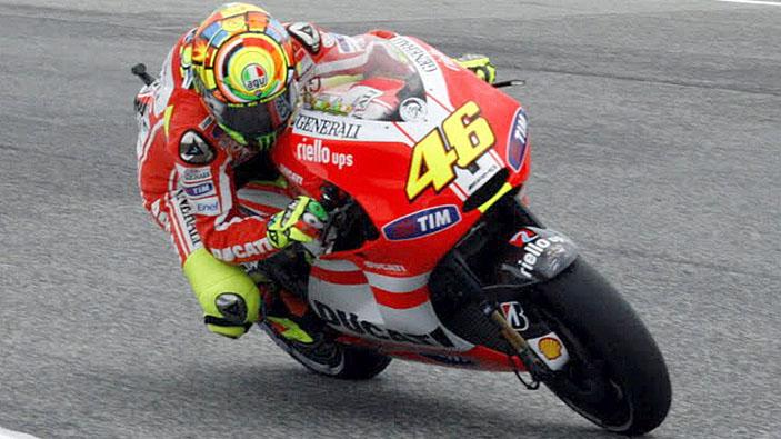 Valentino Rossi annuncia il suo ritiro dal motociclismo sportivo