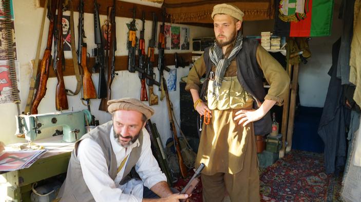 Los talibanes declaran una amnistía tras obtener el control de Afganistán