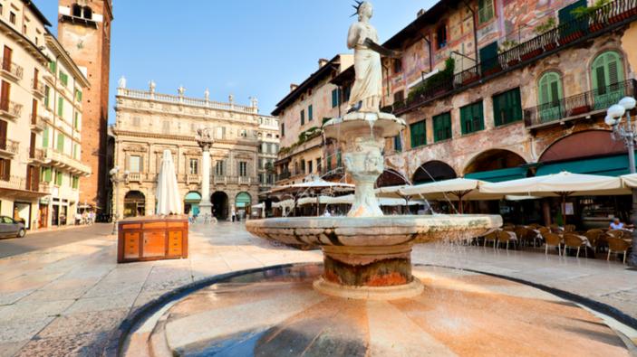 Verona vuole allontanare i cibi fritti dal centro storico