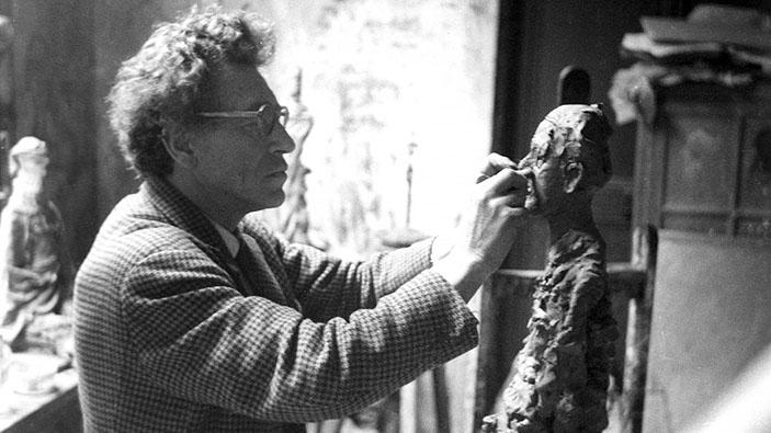 Alberto Giacometti : le retour d'un phénomène