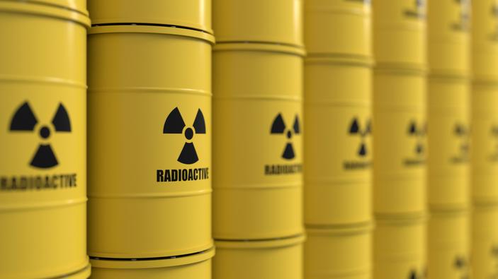 Un train de déchets radioactifs va traverser la France