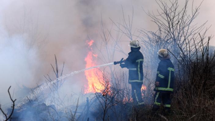 L'Italia colpita dagli incendi