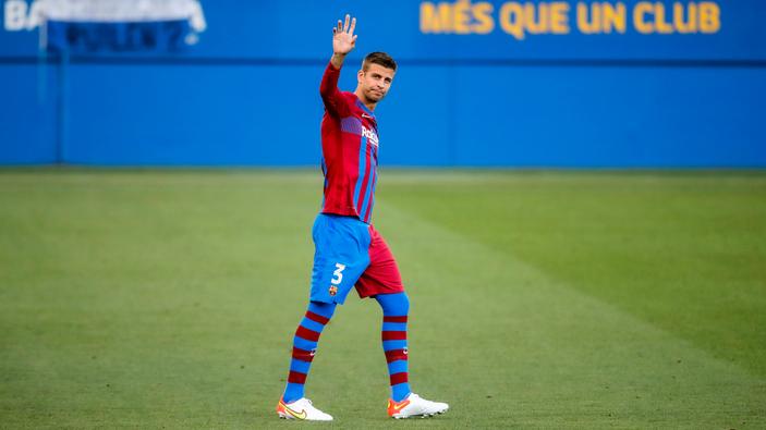 Gerard Piqué, defensa del Barça, se rebaja el sueldo