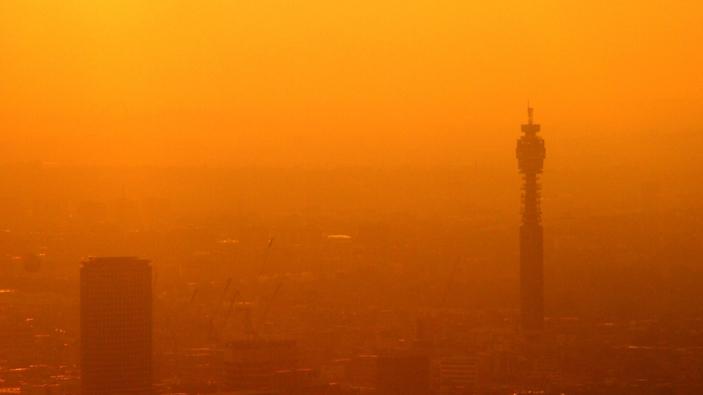 Luftverschmutzung erhöht das Risiko für psychische Erkrankungen
