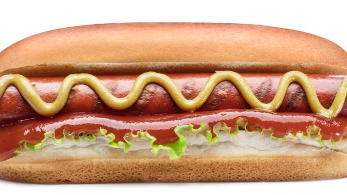 Jeder Hot Dog kann das Leben um 36 Minuten verkürzen