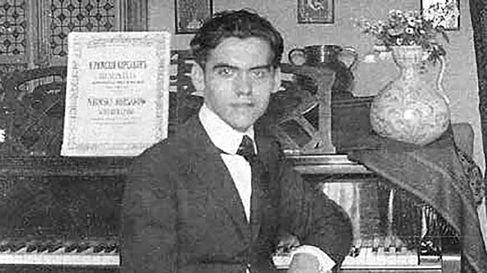 Aniversario del fusilamiento de Federico García Lorca