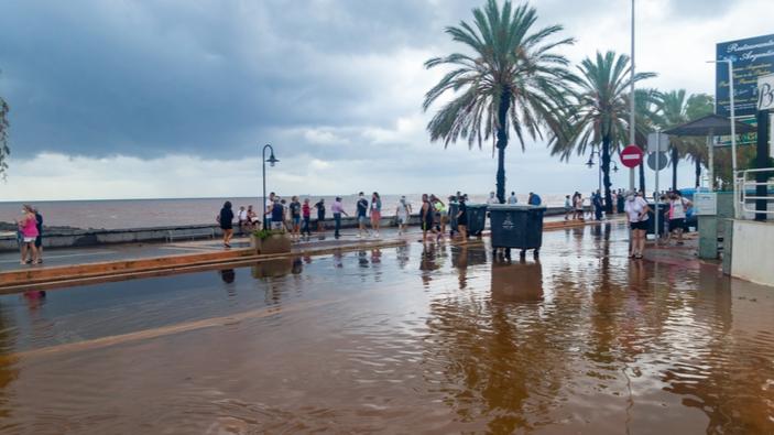 Una DANA provoca estragos en toda España