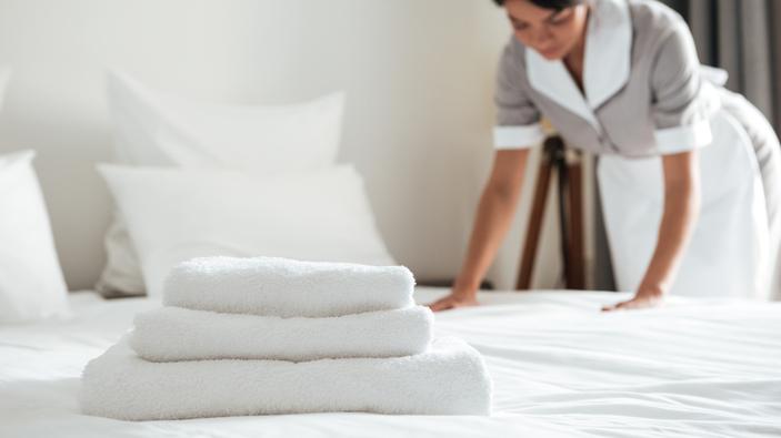 La victoria de las limpiadoras de hotel