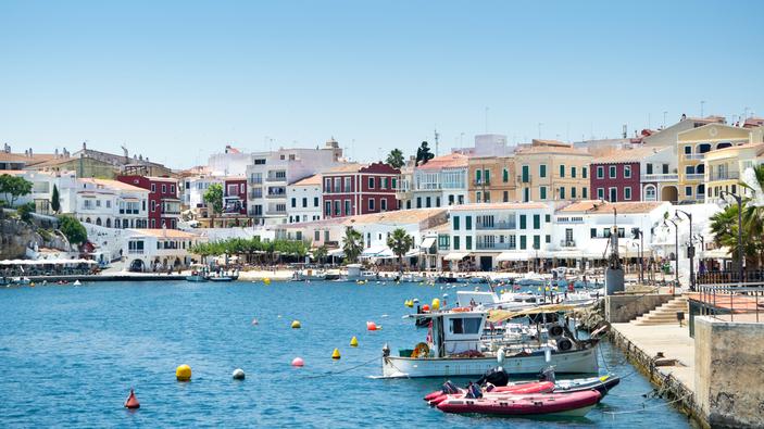 Menorca estrena una polémica galería de arte