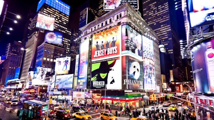 Broadway : le cœur de New York recommence à battre