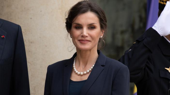 La reina Letizia, nombrada alumna de honor