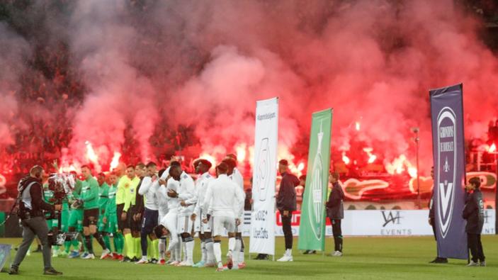 Le football français, malade de sa violence