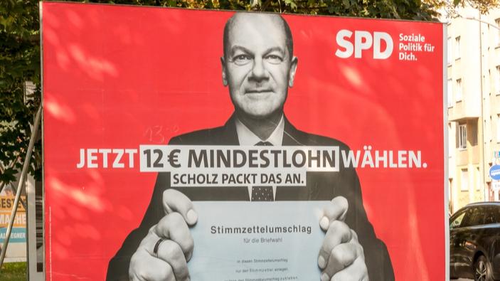 Elezioni in Germania, vince il partito socialdemocratico di Olaf Scholz