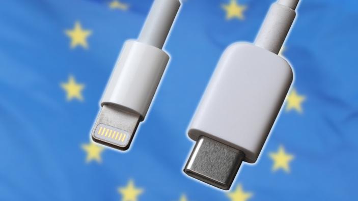 La UE propone imponer un solo conector para cargar todos los dispositivos electrónicos