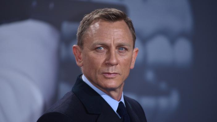 La Marina Real Británica nombra comandante honorario a Daniel Craig