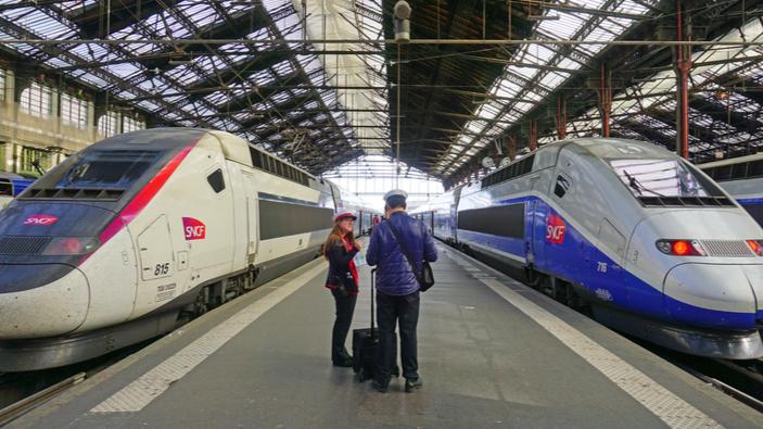 La nouvelle génération du TGV
