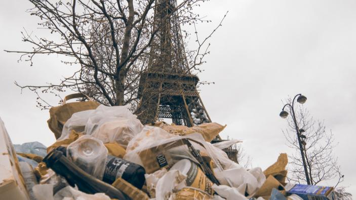 Paris est-elle une ville sale ?