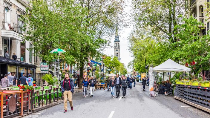 Des Français se retrouvent dépaysés au Québec