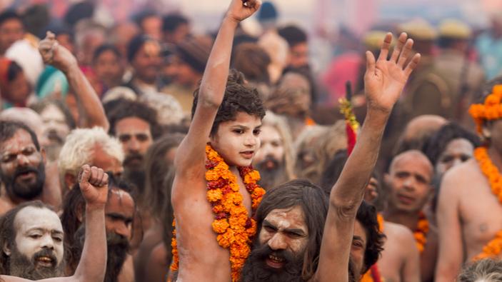 Kumbh Mela : le plus grand pèlerinage du monde