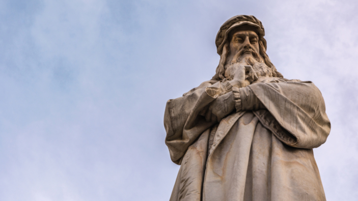 Leonardo da Vinci, vittima illustre di una crisi diplomatica