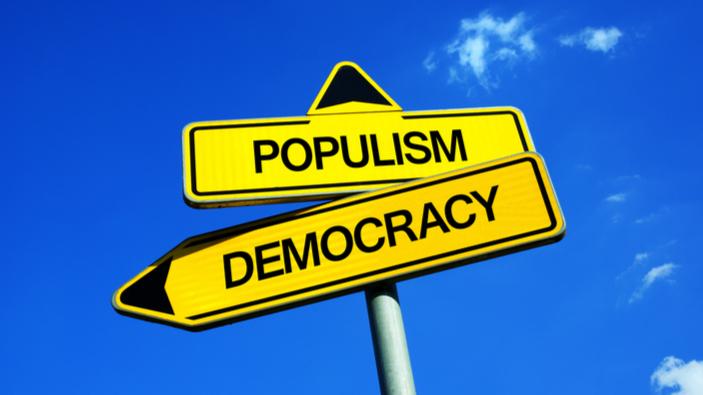 Selon une nouvelle étude, les dirigeants populistes sont liés à une plus grande égalité économique